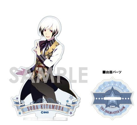 (Goods - Stand Pop) The Idolmaster SideM Acrylic Stand~1st STAGE & 2nd STAGE~ Vol. 2 N. Sora Kitamura