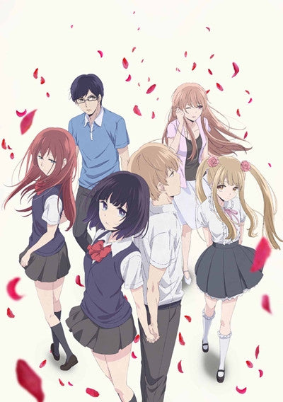 (DVD) Scum's Wish (Kuzu no Honkai) 4 [Limited Edition]