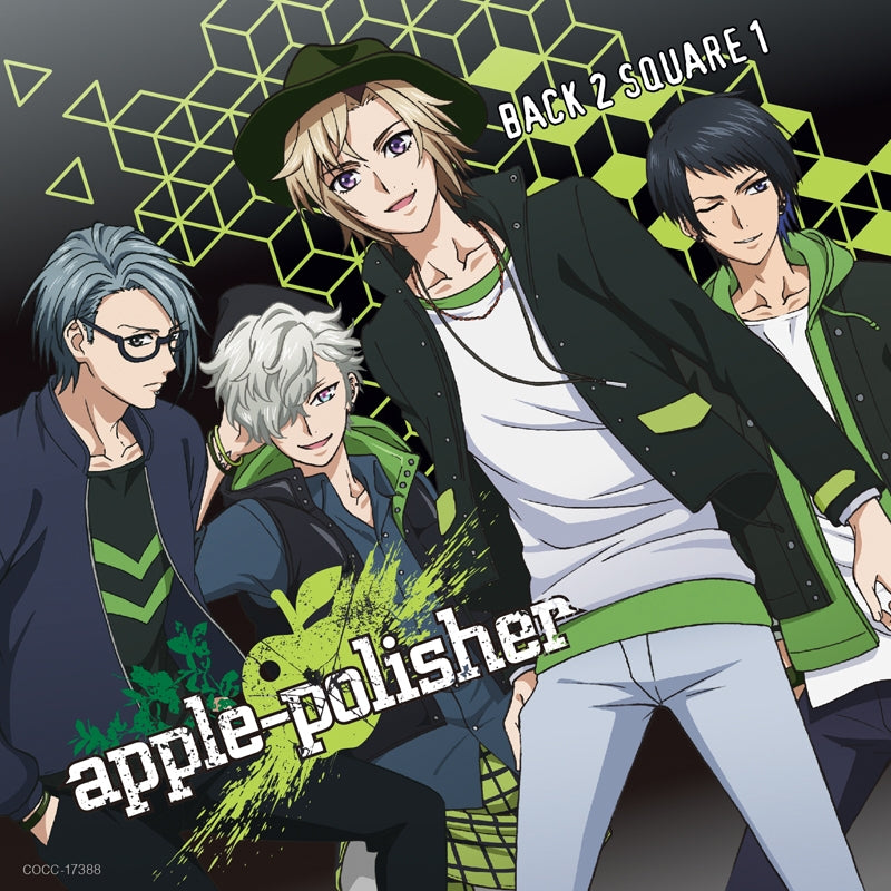 (Theme Song) DYNAMIC CHORD TV Series ED: Title TBA by apple-polisher [Regular Edition]