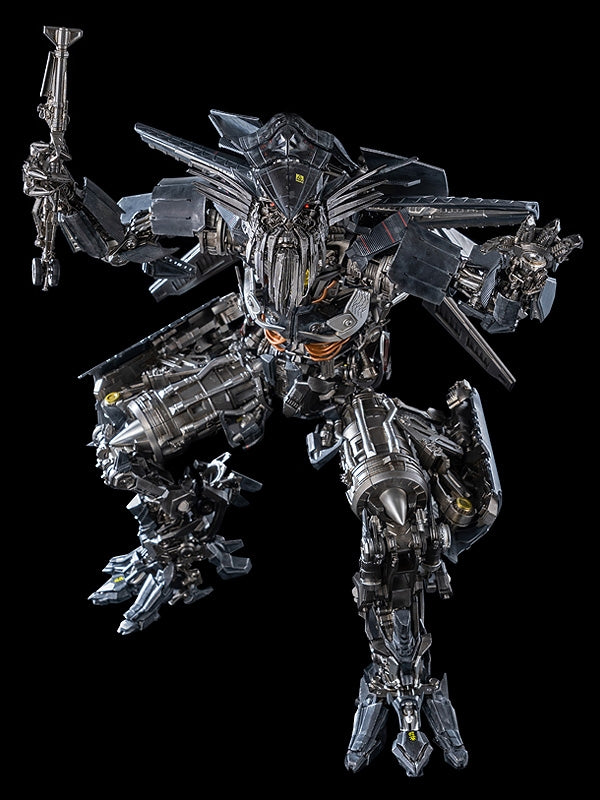 (Action Figure) Transformers: Revenge of the Fallen DLX Jetfire Animate International