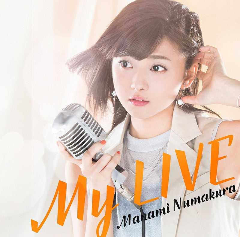 (Album) My LIVE by Manami Numakura [w/ Photo Book, Limited Edition / Type B]