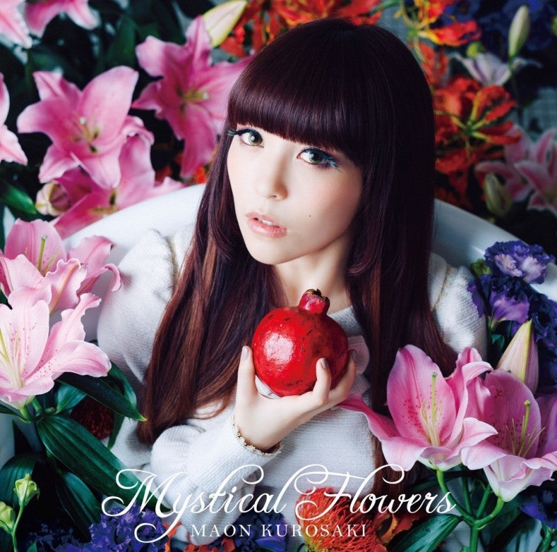 (Album) Mystical Flowers by Maon Kurosaki [Regular Edition]
