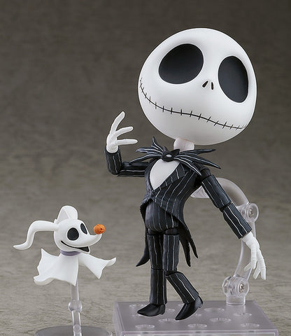 (Action Figure) The Nightmare Before Christmas Nendoroid Jack Skellington