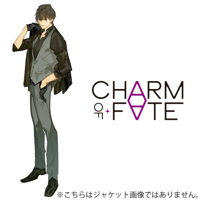 (Drama CD) CHARM OF FATE Route.3 - Shinji Kotoda (CV. Tarusuke Shingaki) [Regular Edition]