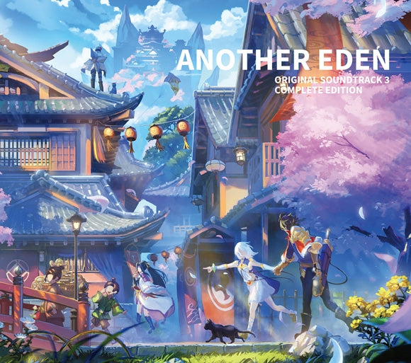 (Soundtrack) ANOTHER EDEN ORIGINAL GAME SOUNDTRACK 3 COMPLETE EDITION