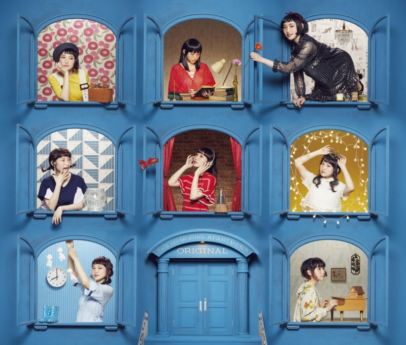 (Album) Yoshino Nanjo Best-of Album THE MEMORIES APARTMENT -Original- [w/ Blu-ray, First Run Limited Edition, animate Limited Set]