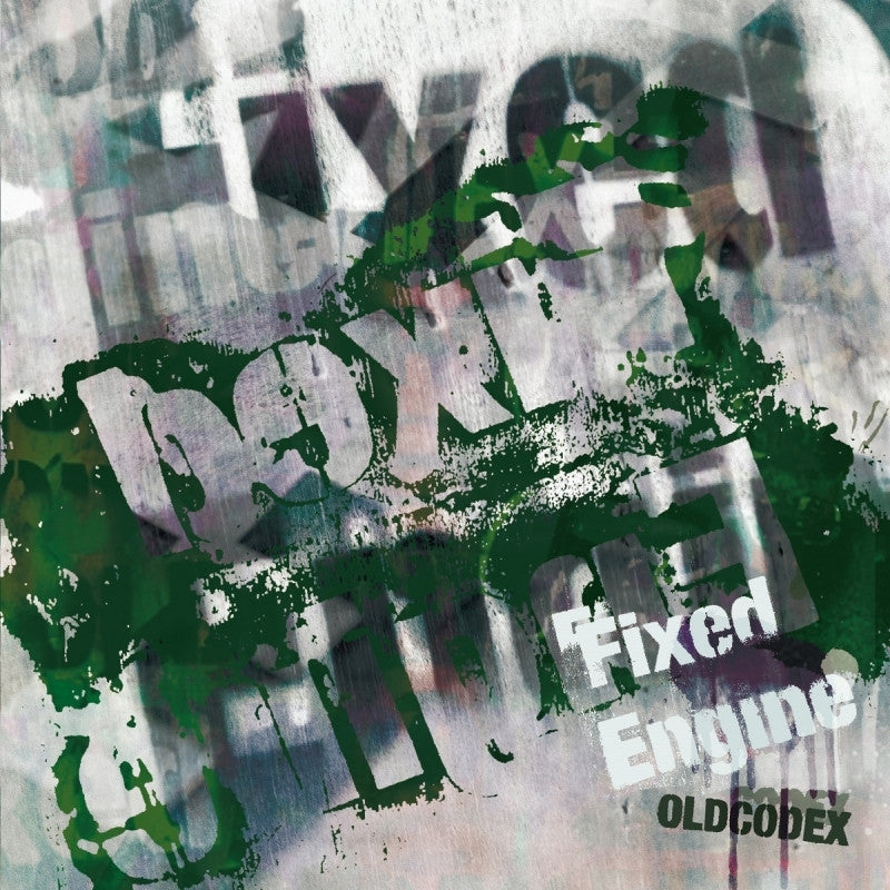 (Album) OLDCODEX Single Collection: Fixed Engine (Green Label)
