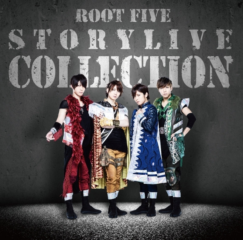 (Album) ROOT FIVE STORYLIVE COLLECTION by ROOT FIVE [First Run Production Limited Edition B] Animate International