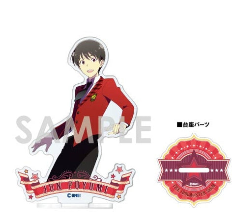 (Goods - Stand Pop) The Idolmaster SideM Acrylic Stand~1st STAGE & 2nd STAGE~ J. Jun Fuyumi