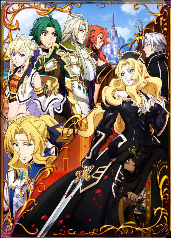 (DVD) Record of Grancrest War 6 [Production Run Limited Edition]