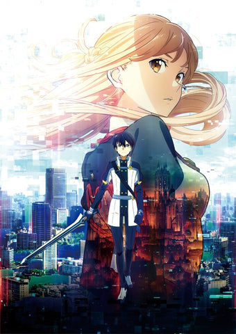 (Blu-ray) Sword Art Online the Movie: Ordinal Scale