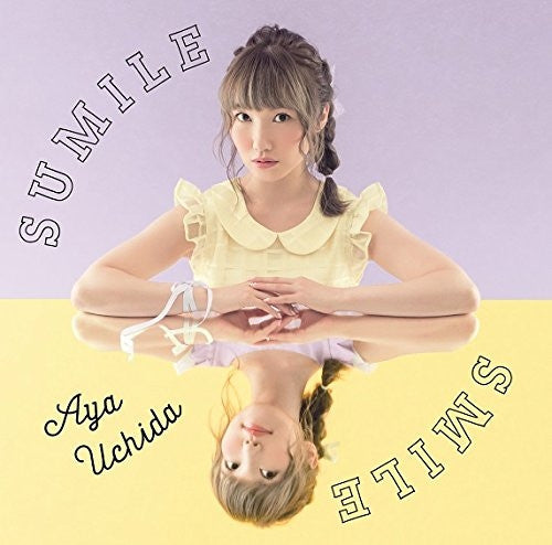 (Maxi Single) Aya Uchida/Sumire Smile [Regular Edition]