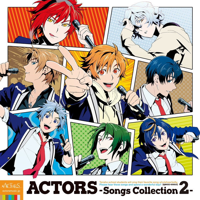 (Album) ACTORS - Songs Collection 2