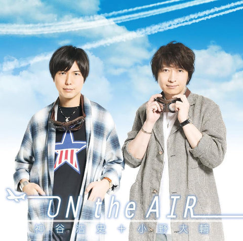 (Theme Song) Dear Girl Stories with Kamiya Hiroshi and Ono Daisuke Radio Theme Song: ON the AIR by Hiroshi Kamiya & Daisuke Ono
