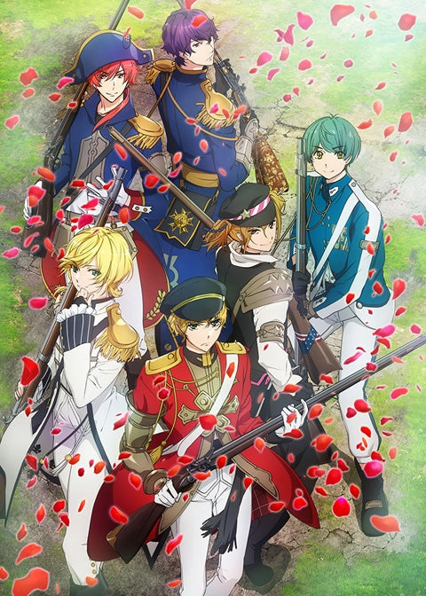 (Theme Song) Senjyushi: The Thousand Noble Musketeers Smartphone Game Main Theme Song: Bullet of Loyalty by Brown Bess, Charleville, Springfield & Kentucky