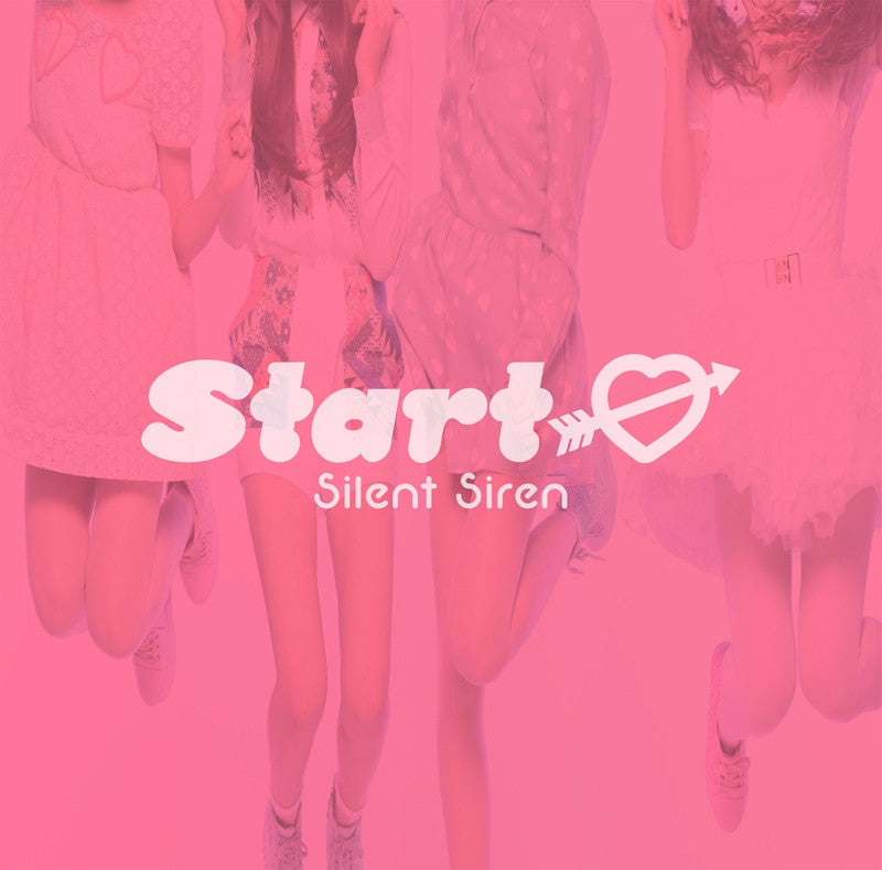 (Album) Start by Silent Siren [Regular Edition]