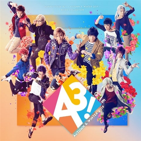 (Album) A3! Stage Play: MANKAI STAGE ~AUTUMN & WINTER 2019~ Music Collection
