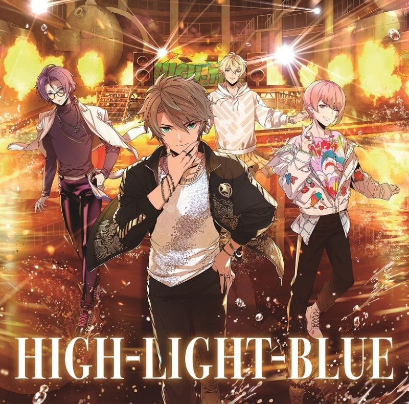 (Character Song) HANDEAD ANTHEM HIGH-TIDE - HIGH-LIGHT-BLUE