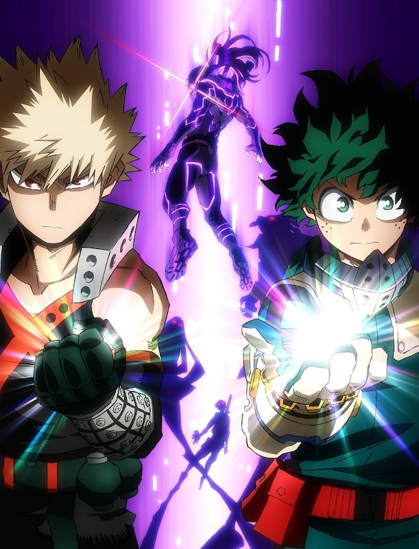(Blu-ray) My Hero Academia THE MOVIE: Heroes: Rising [Plus Ultra Edition, animate Limited Set]