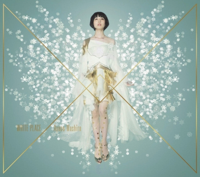 (Album) WHITE PLACE by Mashiro Ayano [w/ Blu-ray, Limited Edition/Type A]
