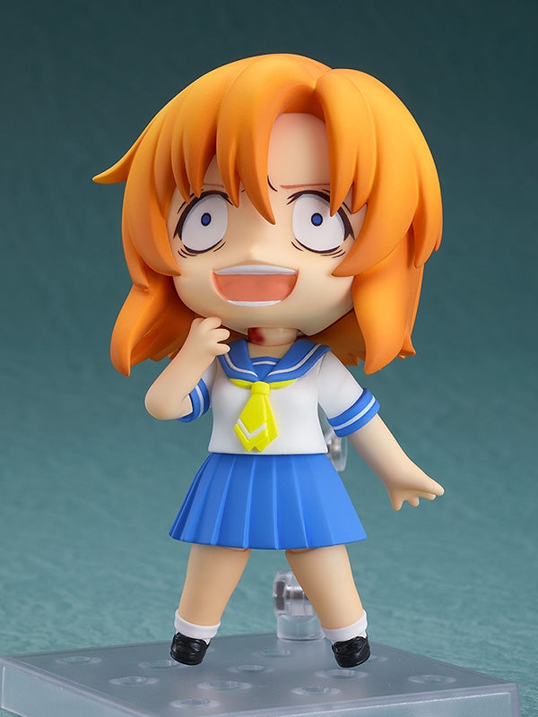 (Action Figure) Higurashi: When They Cry - GOU Nendoroid Rena Ryugu