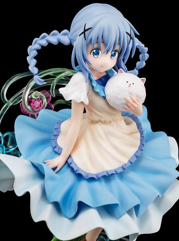 (Bishojo Figure) Is the Order a Rabbit? BLOOM Chino: Hanazakari Summer Dress Ver.