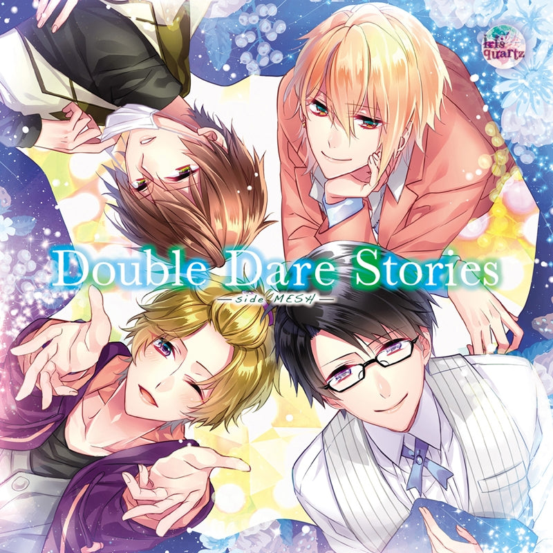 (Drama CD) DOUBLE DARE STORIES side MESH Drama CD