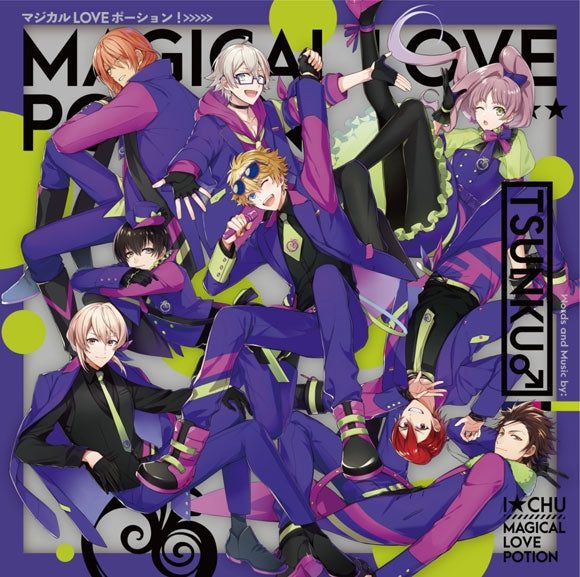 (Theme Song) I-Chu Etoile Stage Game Theme Song: Magical LOVE Potion! by I-Chu Leaders [Regular Edition]