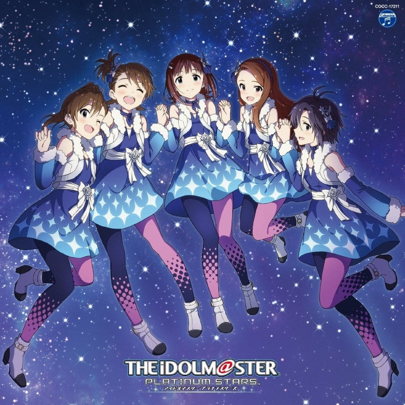 (Character song)THE IDOLM@STER PLATINUM MASTER 01 Miracle Night