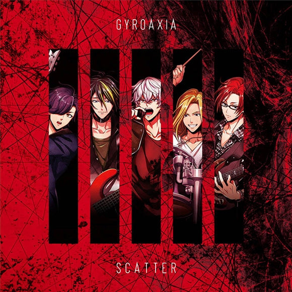 (Theme Song) Argonavis from BanG Dream! TV Series OP: SCATTER by GYROAXIA [Regular Edition]