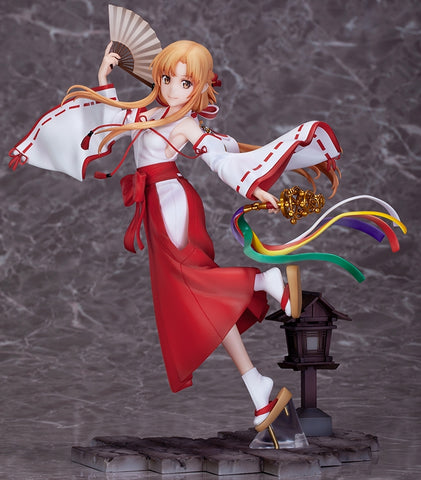 (Bishojo Figure) Sword Art Online Asuna - Knights of the Blood Ver. Completed Figure (Re-release)