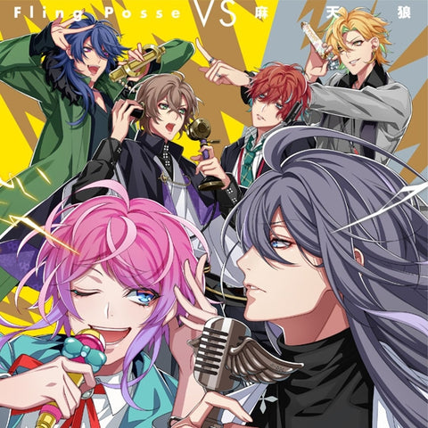 (Character Song) Hypnosismic: Fling Posse VS Matenrou