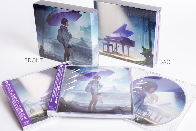 (Album) Shinonome by marasy [BOX SET First Run Limited Edition]