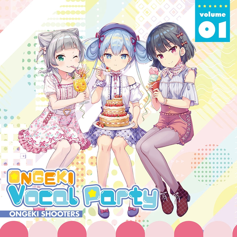 (Character Song) ONGEKI Vocal Party 01