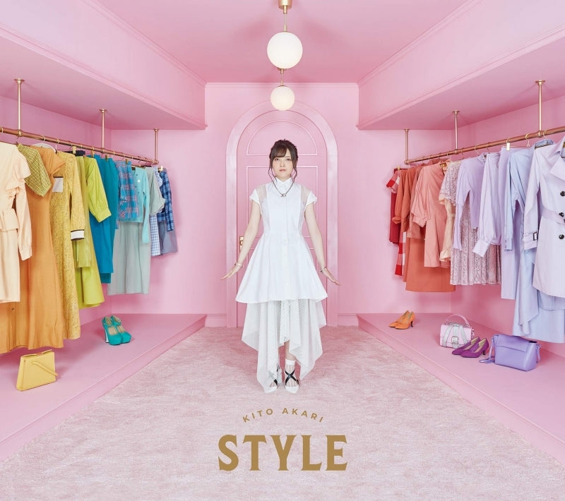 (Album) 1st Album: STYLE by Akari Kito [First Run Limited Edition] Animate International