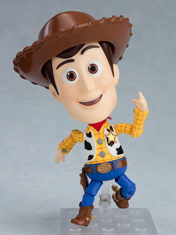 (Action Figure) Toy Story Nendoroid Woody: DX Ver.