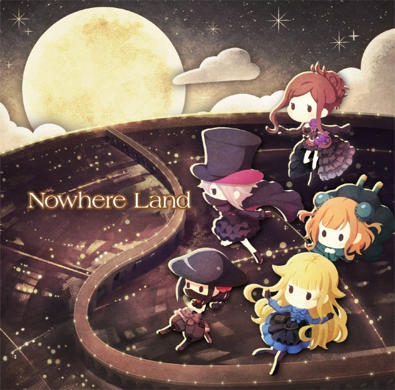 (Theme Song) Princess Principal the Movie: Crown Handler ED: Nowhere Land by Ange, Princess, Dorothy, Beatrice & Chise
