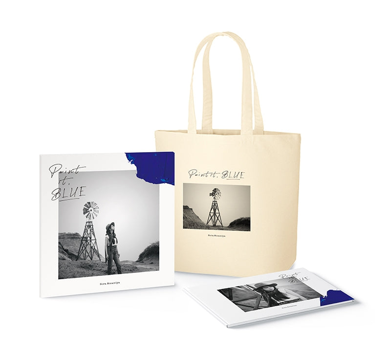 (Album) Paint it, BLUE by Sora Amamiya [Complete Production Run Limited Edition]