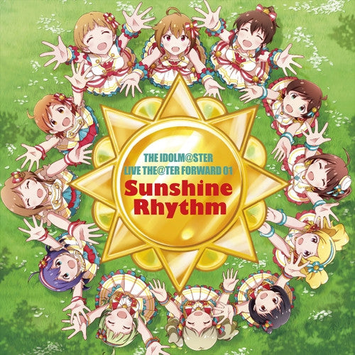 (Character song)THE IDOLM@STER LIVE THE@TER FORWARD 01 Sunshine Rhythm