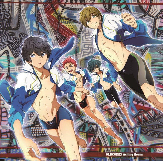 (Theme Song) Movie High Speed! -Free! Starting Days- Main Theme Song: Aching Horns / OLDCODEX [Anime Edition]
