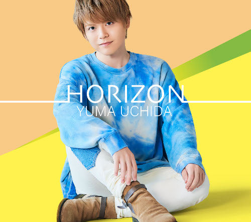 (Album) HORIZON by Yuma Uchida [CD+DVD Edition] Animate International