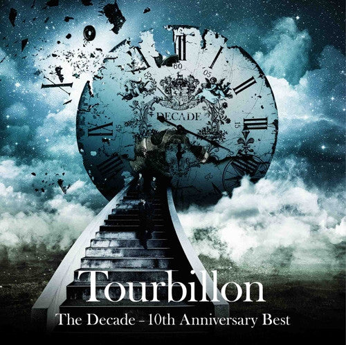(Album) The Decade - 10th Anniversary Best by  Tourbillon [HQCD]