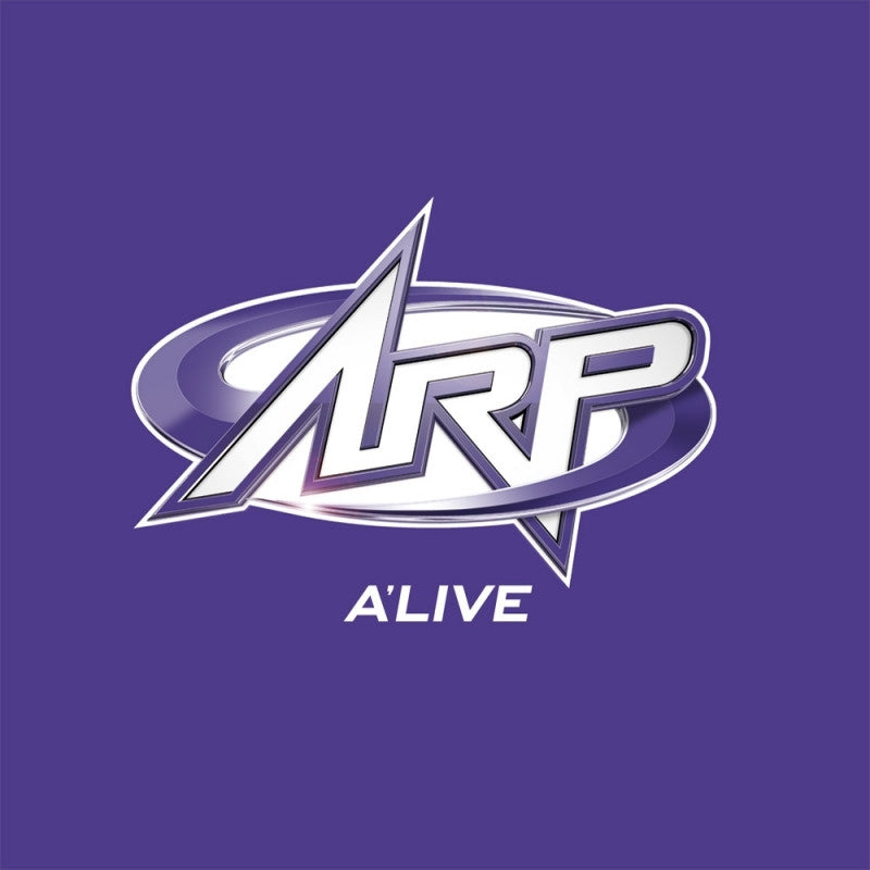 (Album) A'LIVE by ARP [Regular Edition]