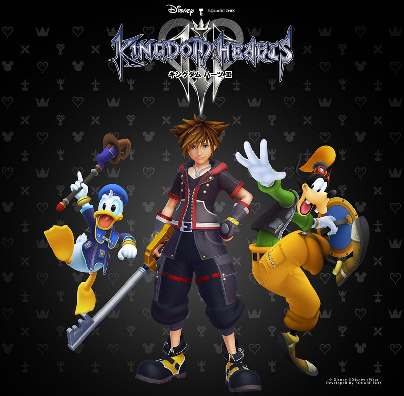 (Theme Song) KINGDOM HEARTS III Game OP: Face My Fears by Hikaru Utada