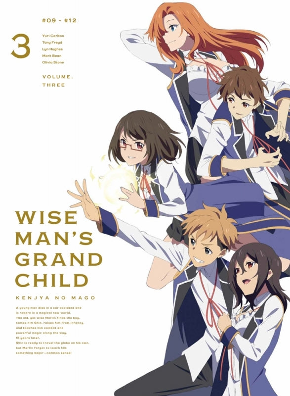 (DVD) Wise Man's Grandchild TV Series Vol. 3