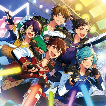 (Album) Ensemble Stars! Album Series: Ryuseitai [First Run Limited Edition]