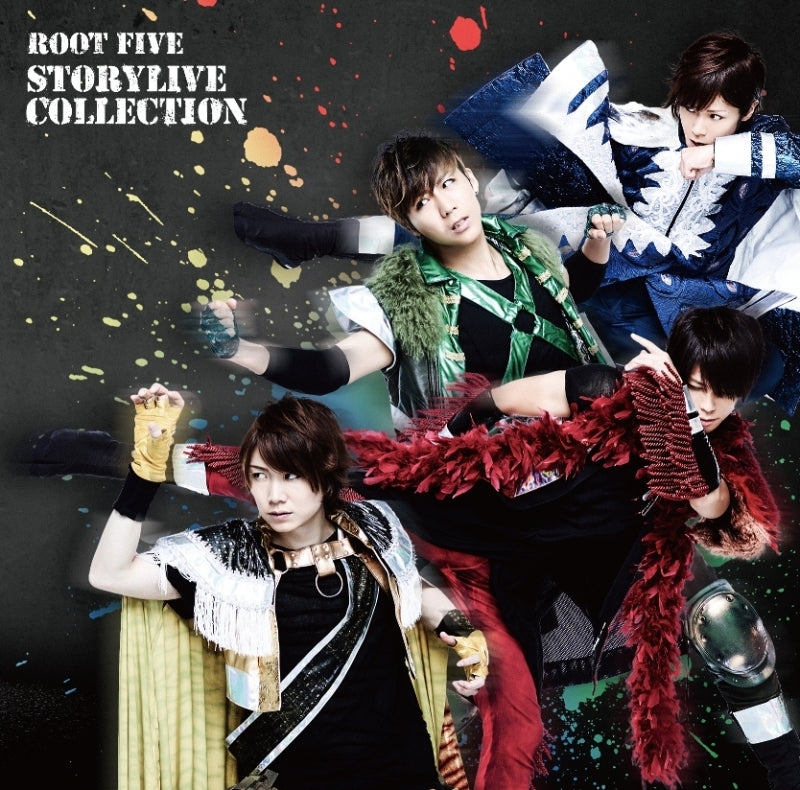 (Album) ROOT FIVE STORYLIVE COLLECTION by ROOT FIVE [First Run Production Limited Edition C]