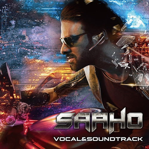 (Soundtrack) SAAHO Movie Vocal & Soundtrack