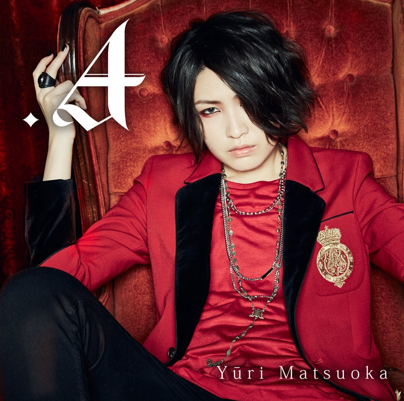 (Album) .A by Yuri Matsuoka [Regular Edition]