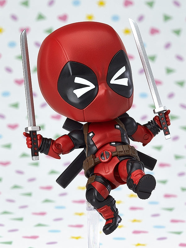(Action Figure) Deadpool Nendoroid Deadpool: Ore-chan Edition (2nd Re-release)